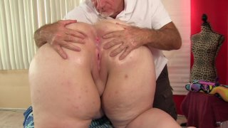 Streaming porn scene video image #7 from BBW Enjoys A Nice Massage