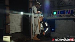 Streaming porn video still #21 from Star Wars: The Last Temptation