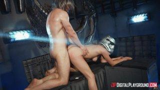 Streaming porn video still #24 from Star Wars: The Last Temptation