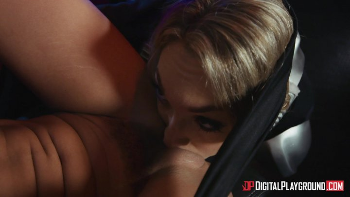 Streaming porn video still #1 from Star Wars: The Last Temptation