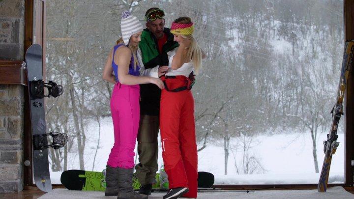 Streaming porn video still #3 from Mountain Crush 2, Snowbunnies
