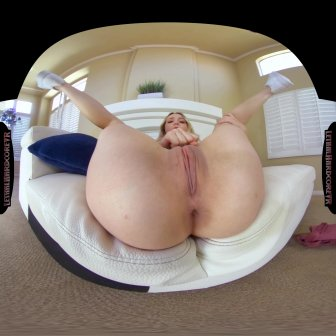 Her First Creampie video capture Image