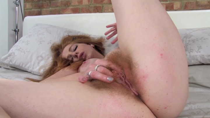 Streaming porn video still #1 from Hairy Pussy Redheads