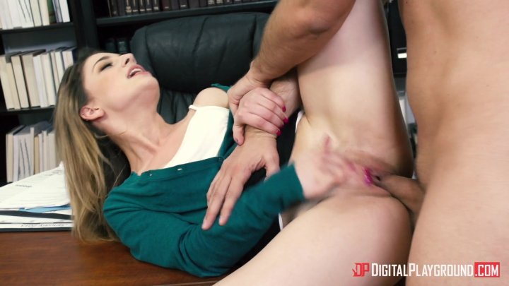 Streaming porn video still #2 from Stuffing The Student