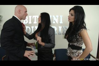 Streaming porn video still #1 from Big Tits At Work Vol. 10