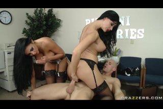 Streaming porn video still #8 from Big Tits At Work Vol. 10