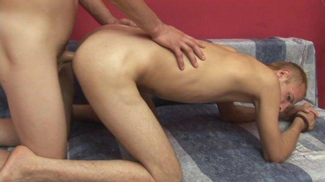 Streaming porn video still #1 from Kyle Kravin's Amateur Bareback Cum Eaters Videos