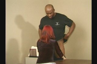 Streaming porn scene video image #1 from Midget Pussy Fucked By Black Dude