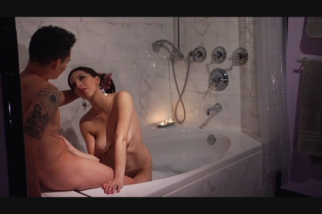 Streaming porn video still #1 from Bound Together