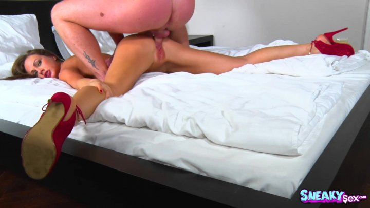 Streaming porn video still #1 from Sneaky Sex 2