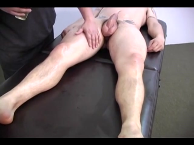 Streaming porn video still #1 from Oiled & Ready