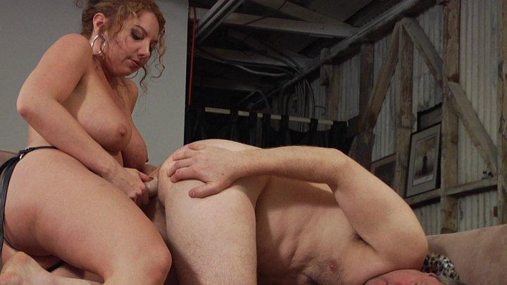 Streaming porn video still #4 from Strap On Revenge