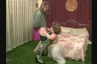 Streaming porn scene video image #3 from Midget princess fucked hard by her prince