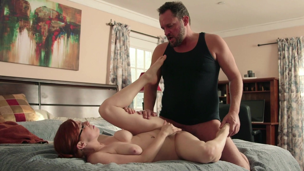 Fucking my stepdad on his birthday