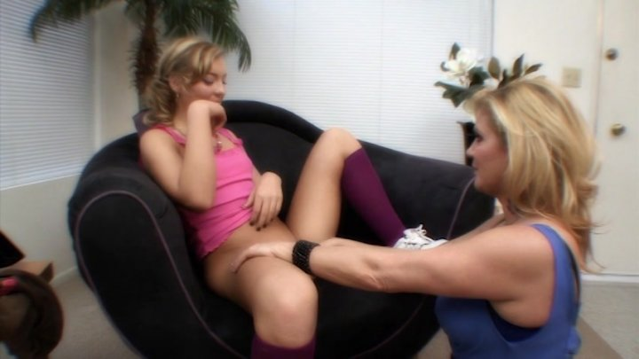 Streaming porn video still #1 from Lesbian Stepmother Fantasy