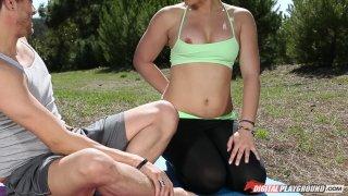 Streaming porn video still #2 from Seductive Dani Daniels, The