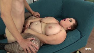 Streaming porn scene video image #7 from BBWs Are The Best Lay