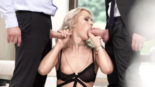 Streaming porn video still #3 from Henessy & Cherry Escorts Deluxe