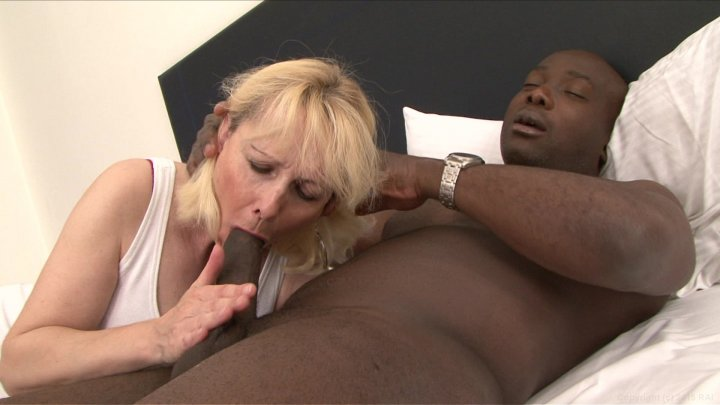 Streaming porn video still #3 from Grandma Likes It Big And Black