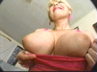 Streaming porn scene video image #1 from Cute blonde MILF fucked by step brother