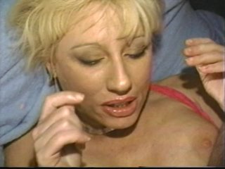 Streaming porn scene video image #7 from Cute blonde MILF fucked by step brother