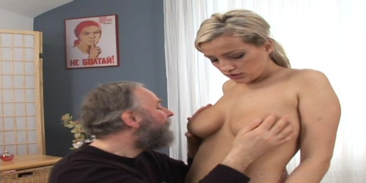 Free old man shaved pussy