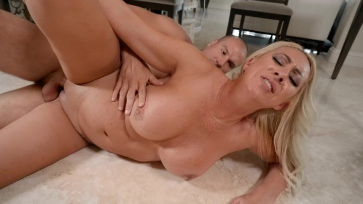 Streaming porn video still #3 from Drilling Mommy 8