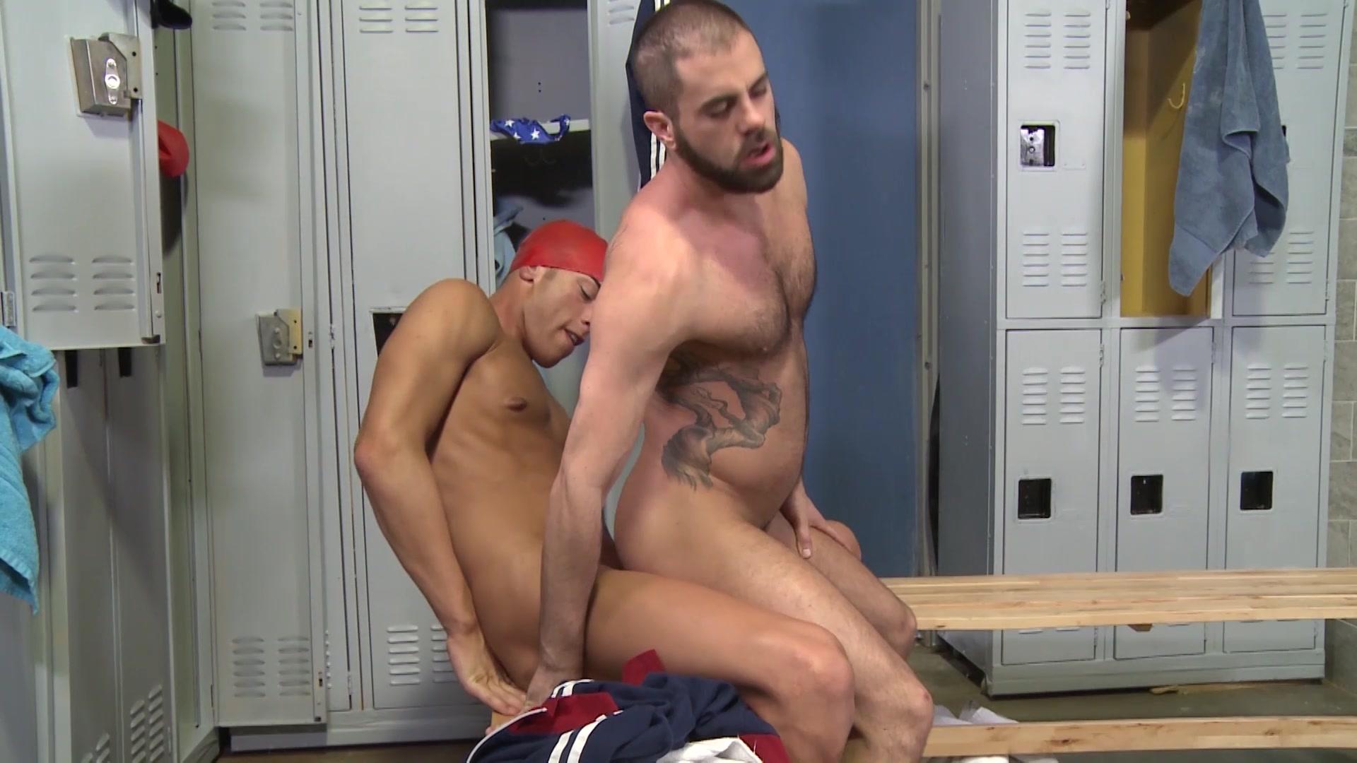 The gay bar