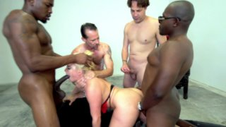 Streaming porn video still #6 from Evil Super Squirters