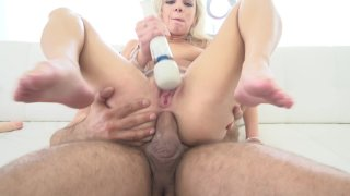 Streaming porn video still #8 from Evil Super Squirters