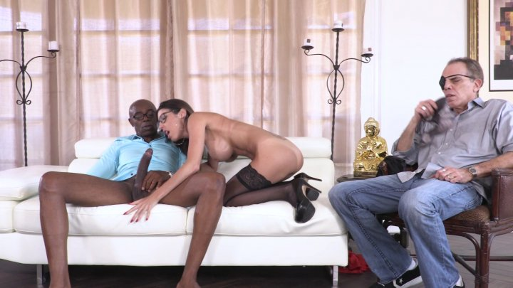 Streaming porn video still #1 from My Wife's First Black Cock