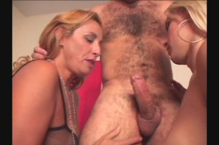 Streaming porn video still #3 from Couples Hooked On Trannies 2