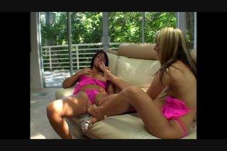 Streaming porn video still #4 from Girl On Girl