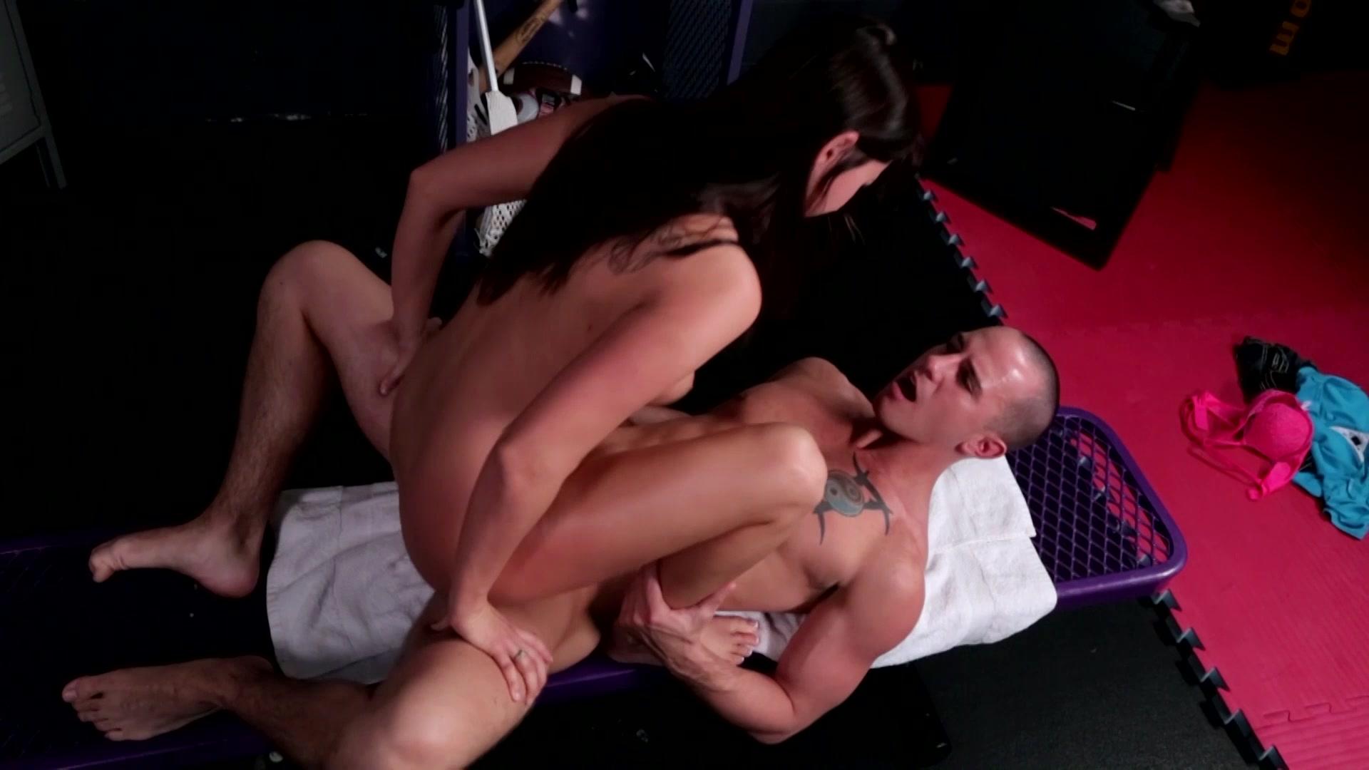 Chessis morgan anal
