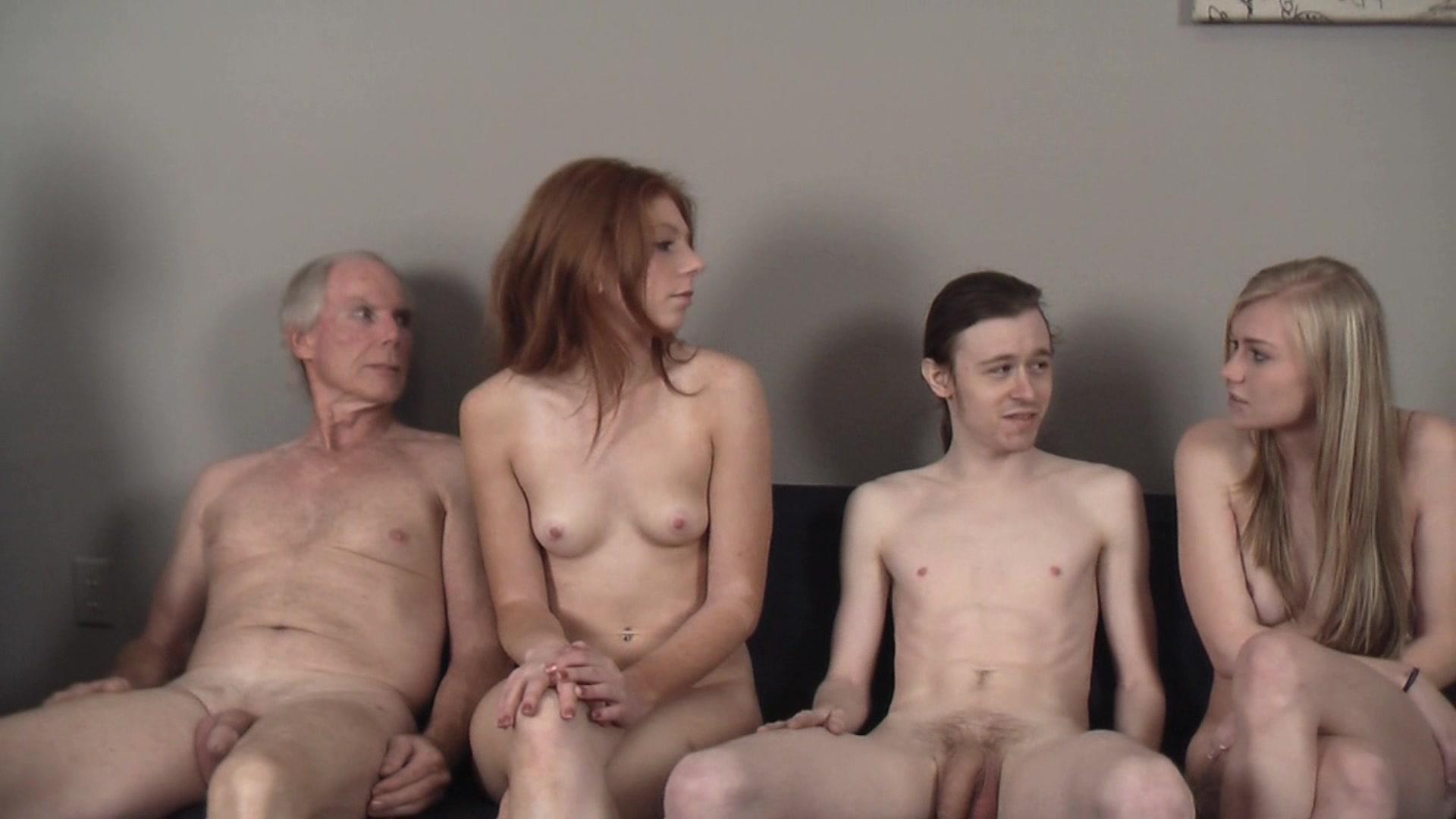 XXX familie orgie