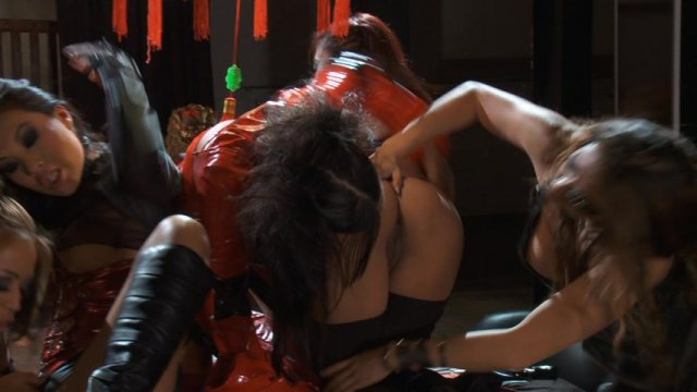 Streaming porn video still #6 from Pretty Pussy Party - Wicked 4 Hours