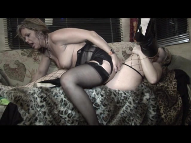 Streaming porn video still #1 from Mommy & Daughter Time