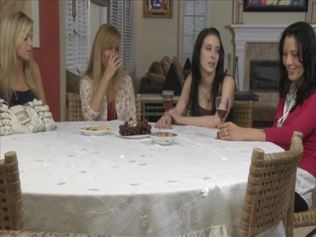 Streaming porn video still #1 from Mother-Daughter Exchange Club Part 19