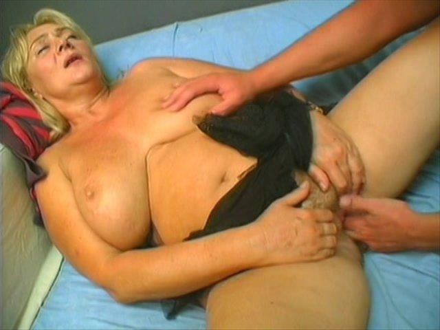 Streaming porn video still #12 from Fucking Grandma