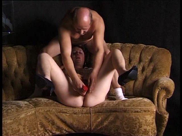 Streaming porn video still #1 from Fucking Grandma