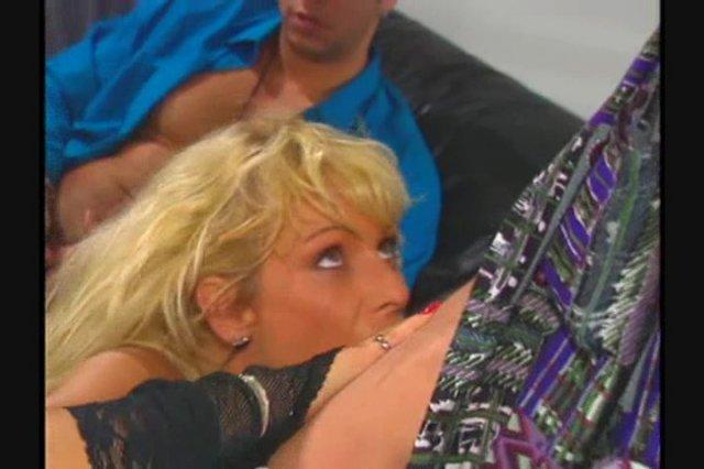 Streaming porn video still #1 from Pussyman 4: A Celebration