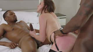 Streaming porn video still #4 from Interracial Icon Vol. 10