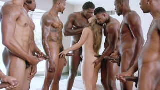 Streaming porn video still #2 from Interracial Icon Vol. 10