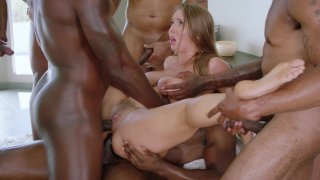 Streaming porn video still #23 from Interracial Icon Vol. 10