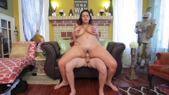 Sexy hairy milf tease handjob video