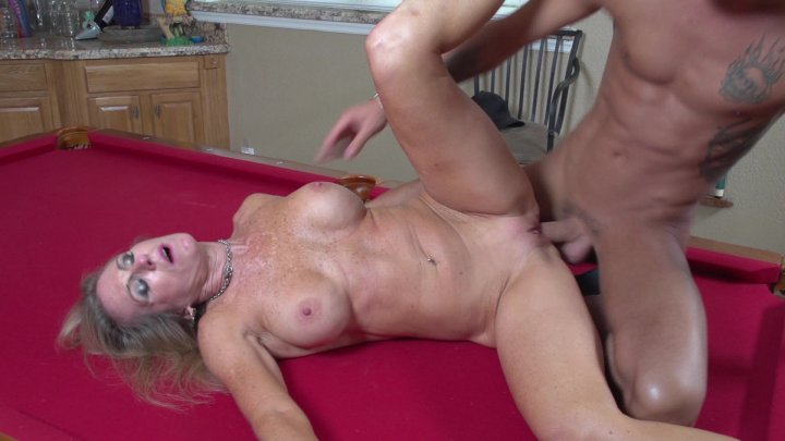 Streaming porn video still #3 from Mothers Behaving Very Badly Vol. 3