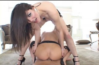 Streaming porn video still #8 from Filthy Beauty: The Best of Bobbi Starr