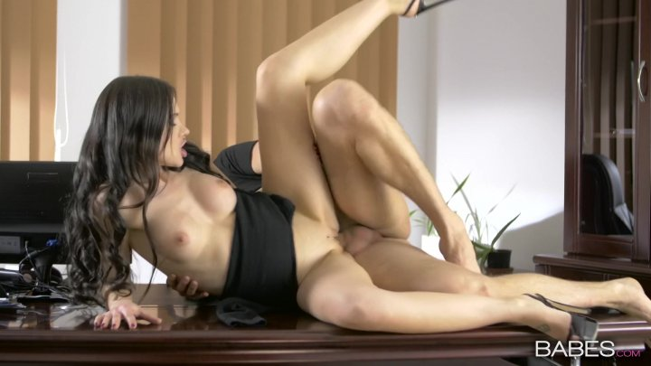 Streaming porn video still #1 from Office Nymphs 5