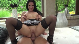Streaming porn video still #7 from Rocco's Dirty Girls #4