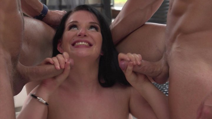 Streaming porn video still #2 from Rocco's Dirty Girls #4